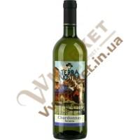 Вино Терра Ностра Шардоне. Венето, біле, сухе, 0,75л. Італія
