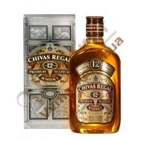 Віскі Chivas Regal 12 років 40% 0,5л в кор. Шотландія