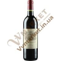 Вино Carruades de Lafite, черв, сухе, 0,75л. Франция