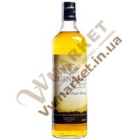 Віскі J&W Томатін Лежендарі Скот 40% 0,7л. Шотландія