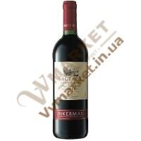 Вино Iнкерман  Бастардо Старий Крим сухе, черв, 0,75л.