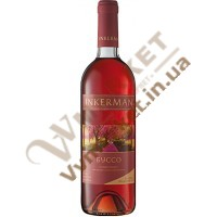 Вино Iнкерман  Буссо рожеве н/сол 0,75л.