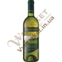 Вино Iнкерман Мускат Качинський  0,75л.
