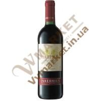 Вино Інкерман червоне напівсухе 0,75л