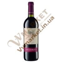 Вино Бастардо сухе червоне, Інкерман 0,75л