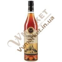 Бренди Iverioni (Ивериони) 3*, 40%, 0.5л, Грузия