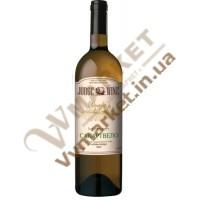 Вино Сакартвело Jorge wine, белое полусладкое, 0.75л