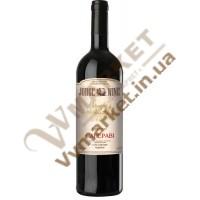 Вино Саперави Jorge wine, красное, сухое, 0.75л