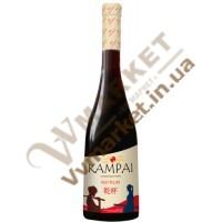 Вино Kampai червона слива, 0,75л