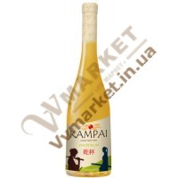 Вино Kampai біла слива, 0,75л
