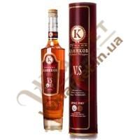 Коньяк KLINKOV V.S. Клинков (тубус) 40%, 0.35л