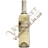 Вино Алiготе сухе бiле Князь Трубецкой 0,75л