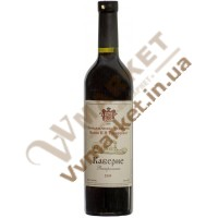 Вино Каберне (витримане) сухе червоне Князь Трубецкой 0,75л
