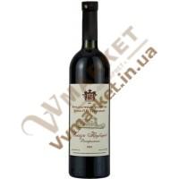 Вино Князь Трубецкой (витримане) сухе червоне Князь Трубецкой 0,75л