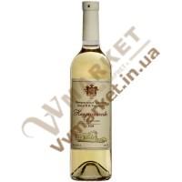 Вино Наддніпрянське (марочне) сухе бiле Князь Трубецкой 0,75л