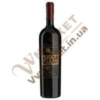 Вино Каберне Мерло сухе червоне Колоніст 1.5л