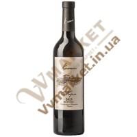 Вино Мерло (витримане) сухе червоне Колоніст 0,75л