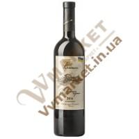 Вино Одеське чорне (витримане) сухе червоне Колоніст 0,75л