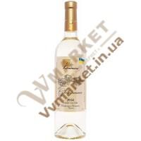 Вино Сухолиманське біле сухе Колоніст 0.75л