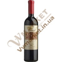 Вино Каберне Мерло сухе червоне (Висока гамма) 2016  Колоніст 0.75л