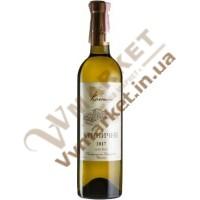 Вино Криничне біле сухе Колоніст 0.75л