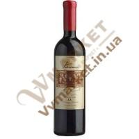 Вино Каберне Мерло сухе червоне (Висока гамма) LX  Колоніст 0.75л