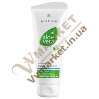 Алоэ Вера восстанавливающий крем для ног Aloe Via LR (Aloe Vera foot cream), 100 мл