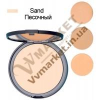 """Компактная минеральная пудра """"Песочный"""", 9г, LR Colours"""