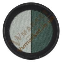 """Двухцветные минеральные тени для век """"Мята и Хвоя"""", 2х1.25г, LR Colours"""