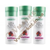 ВітаАктив (VітаAktiv) вітамінний комплекс, набір из 3 шт. по 150мл