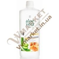 Aloe Verа гель питьевой Алоэ Вера (Алоє Вера) с добавкой Мед, 1л