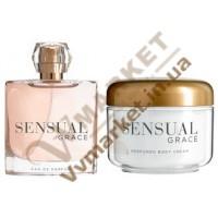 Sensual Grace Парфюмированная вода и крем, набор для женщин, LR