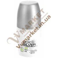 MicroSilver Plus Шариковый деодорант, 50 мл, LR