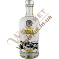 "Горілка ""Premium Lvov Gold"" Преміум Львів золото, Львівська горілка легка 38% 0,7л"
