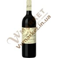 Вино Madame Coco Красное полусладкое, 0.75л