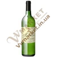 Вино Madame Coco Blank Moelleux, белое, полусладкое, 0.75л