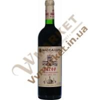 Вино Масандра Кагор Ай-Серез, креп, дес, 0,75л