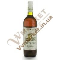"""Вино """"Портвейн Алушта"""" біле,  0,75л ТМ Масандра"""