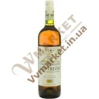 Вино Масcандра Портвейн Крымский белый, 0,75л ТМ Масандра