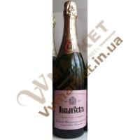 Вино ігристе Новий Світ рожеве, н/сухе, 0,75л