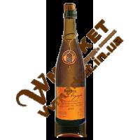 """Шампанське """"Піно Нуар"""" брют, 0.75л Новий Світ"""