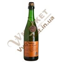 """Шампанське """"Піно Нуар"""" брют колекційне, 0.75л Новий Світ"""