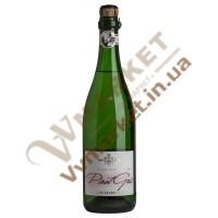Шампанське Pinot Gris «Новый Свет» бiле брют, 0.75л