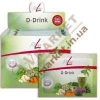 Д Дрінк (FitLine D-Drink) у порційних пакетиках, 14шт