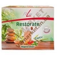 Відновлювач Ресторейт Экзотік (FitLine Restorate Exotic) у порційних пакетиках, 30шт