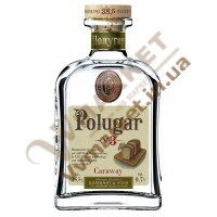 Полугар №3 Caravay (Бородинский с Тмином) 38,5%, 700мл