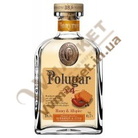 Полугар №4 (Мед и Перец) 38,5%, 700мл