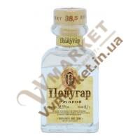 Полугар Ржаной 38,5%, 0.1 л