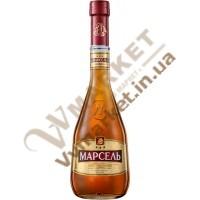 Коньяк МАРСЕЛЬ 3* 40%, 0.5л