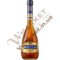 Коньяк МАРСЕЛЬ 5* 40%, 0.5л